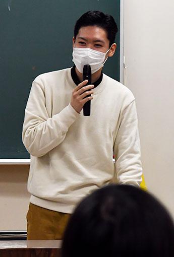 公務員試験合格者が後輩にアドバイス/菅原ゼミ
